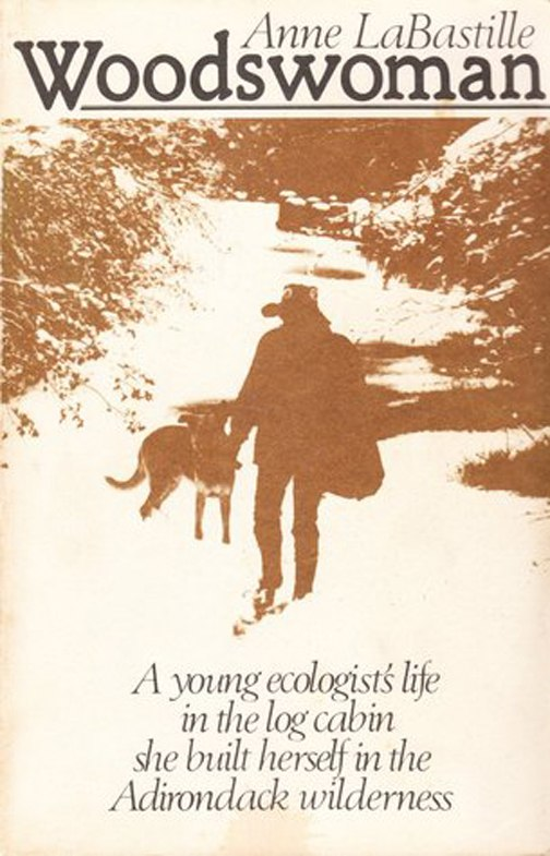 Woodswoman memoir