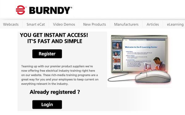 BURNDY®