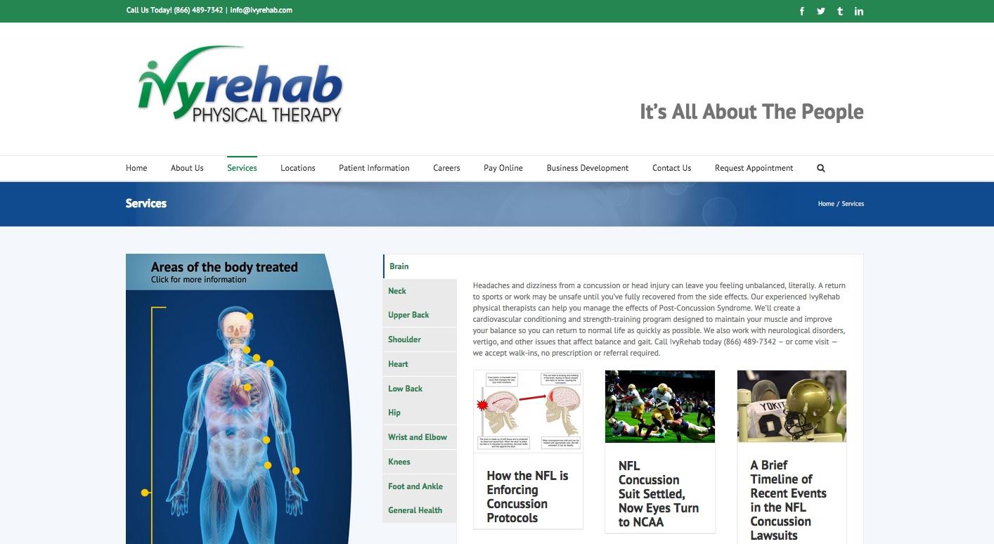 Website Copy: Medical