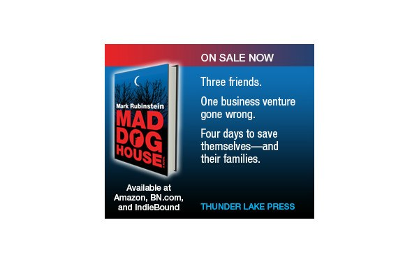 Mad Dog House: Book Launch