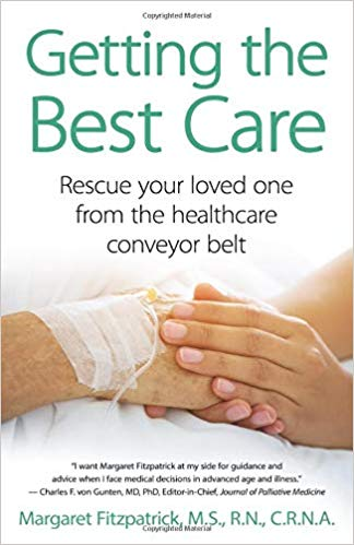 Getting the Best Care, a book by Margaret Fitzpatrick